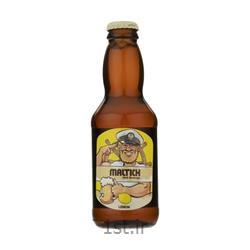 ماءالشعیر لیمو 250 شیشه مالت ایچ