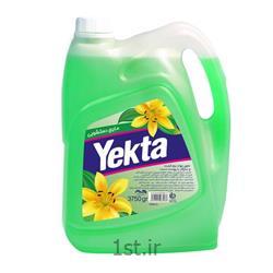 مایع دستشویی سبز یکتا 3750 گرمی