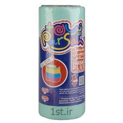 دستمال رولی پرفراژدار رنگی 260 گرمی 25*33 پرسان