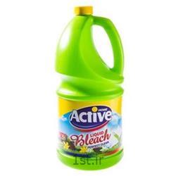 عکس مواد شوینده و پاک کنندهسفید کننده معطر سبز 4000 اکتیو
