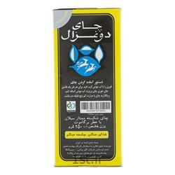 عکس چای سیاهچای سیلان عطری دوغزال مقدار 250 گرم