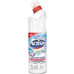 سفید کننده غلیظ سفید 750 گرمی اکتیو