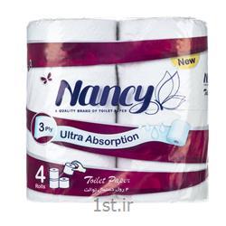 دستمال حوله کاغذی نانسی بسته ۴ عددی