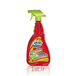 عکس مواد شوینده و پاک کنندهپاک کننده چند منظوره اکتیو 750
