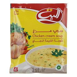 سوپ مرغ 61 گرمی الیت