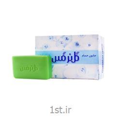 صابون حمام 130 بسته 6 عدد گل نرگس