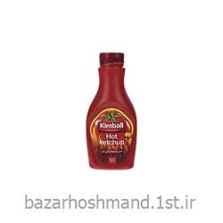سس کچاپ گوجه فرنگی تند 460 گرمی کیمبال