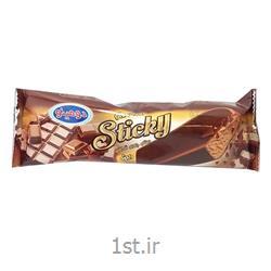 بستنی چوبی شکلاتی ویژه دومینو