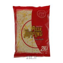 تاپینگ پیتزا 500 گرمی پروسس 206