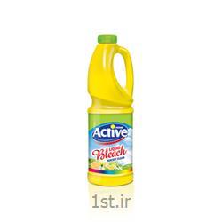 سفید کننده معطر زرد 1000 گرمی اکتیو
