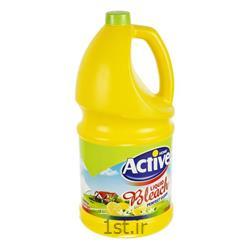 عکس مواد شوینده و پاک کنندهسفید کننده معطر زرد 4000 اکتیو