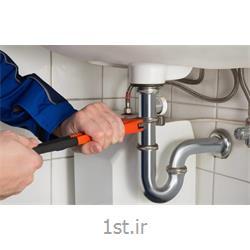 خدمات لوله کشی آب و فاضلاب