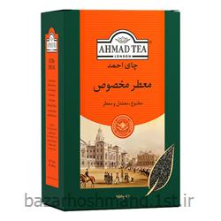 عکس چای سیاهچای معطر مخصوص 500 گرمی احمد