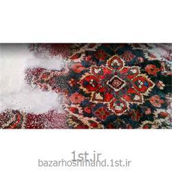 شستشوی فرش دستباف رنگ های تیره