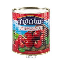 عکس گوجه فرنگیرب گوجه فرنگی 800 گرمی سانتین