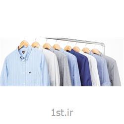 خشکشویی پیراهن مردانه رنگی و تیره