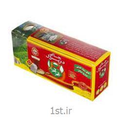 عکس چای سیاهچای کیسه ای ساده 25 عددی دوغزال