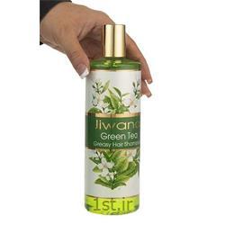 شامپو موی سر چای سبز 500 ژیوانا