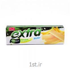 عکس بیسکوییتویفر مانژ اکسترا موز 70 گرم شیرین عسل