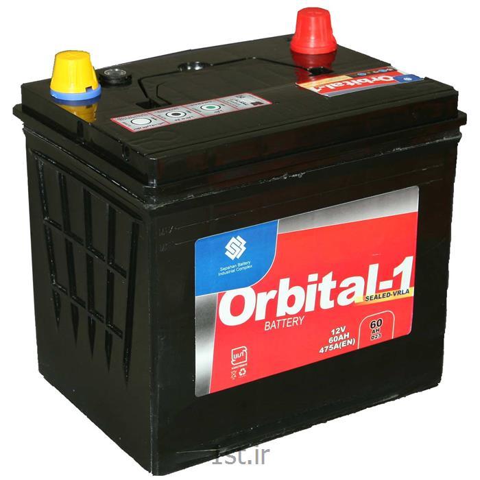 عکس باتری خودرو (باطری ماشین)باتری اوربیتال وان