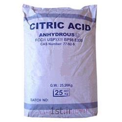 اسید سیتریک جوهر لیمو