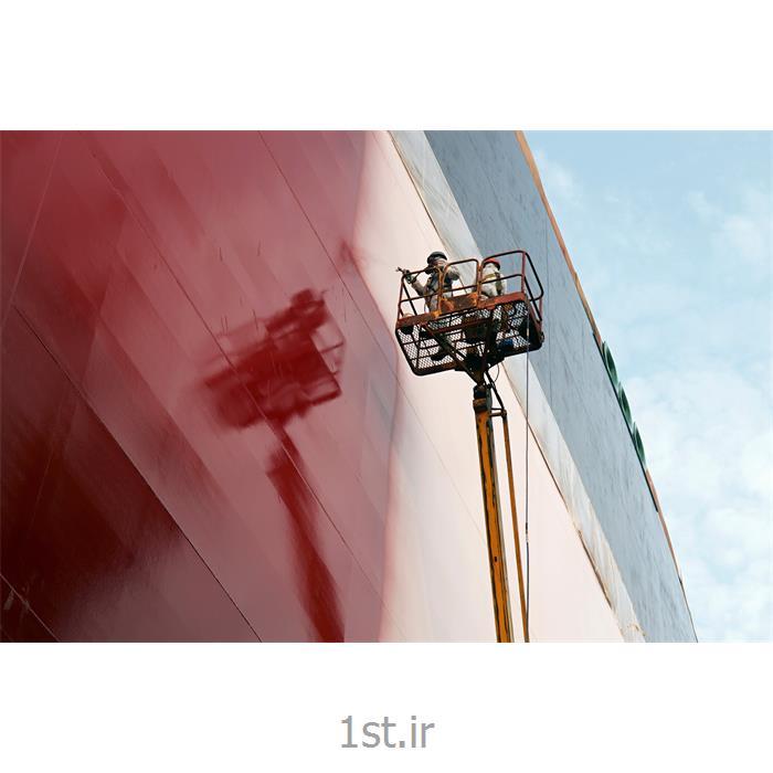 رنگ ضد خزه بدنه کشتی و قایق  antifouling