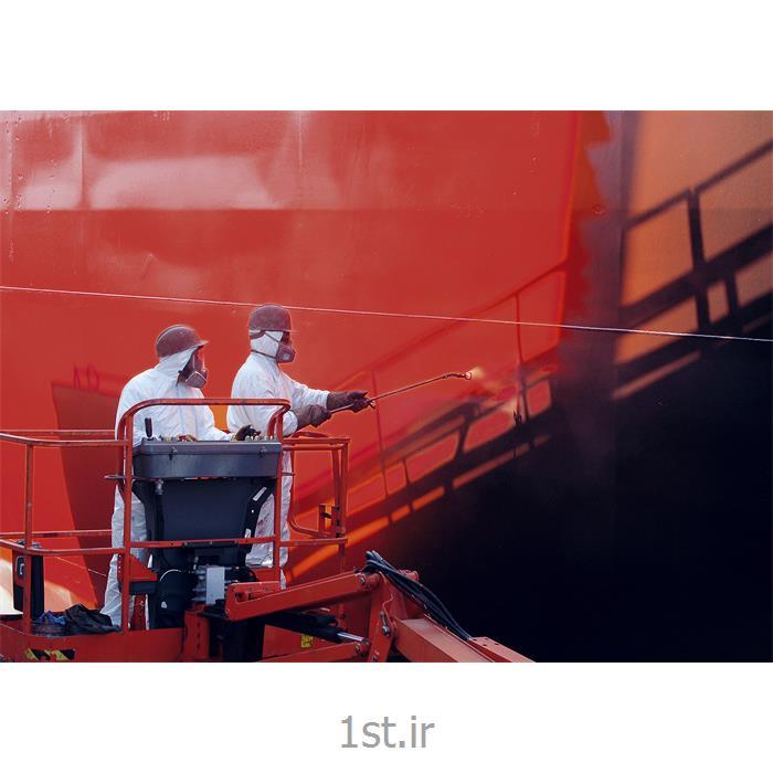 رنگ ضد خزه بدنه کشتی و قایق  antifouling<