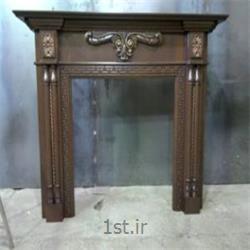 تولید فرم چوبی شومینه