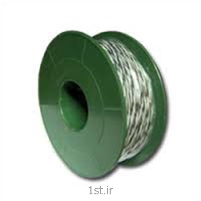 عکس سایر سیم ، کابل و اتصالات کابلسیم رانژه سفید مشکی سبز