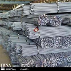 عکس میلگرد فولادی (میله گرد فولادی)میلگرد ساختمانی