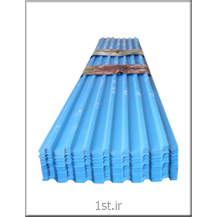 عکس ورق فولادیورق پوشش سقف