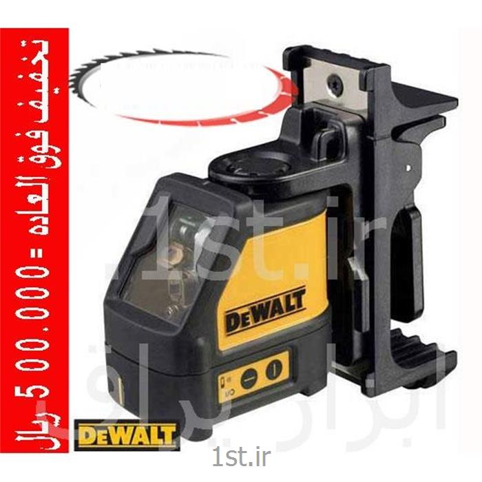 تراز لیزری دی والت مدل DW088K با دقت 3 میلیمتر