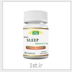 مکمل غذایی نوتری اسلیپ ملاتونین Nutri Sleep
