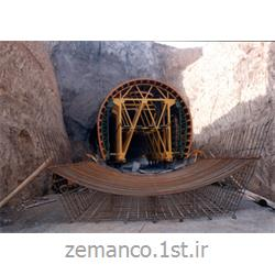 سیستم قالب بندی تونل