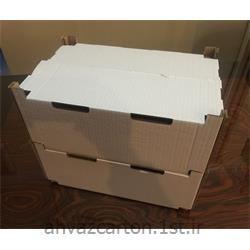 عکس جعبه بسته بندیکارتن 5 لایه بسته بندی دایکاتی