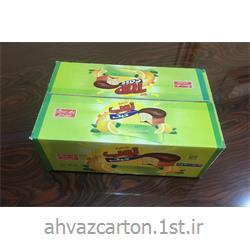 عکس جعبه بسته بندیکارتن 3 لایه لمینیتی و صادراتی