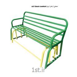 نیمکت پارکی چوبی