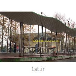 ایستگاه اتوبوس درون شهری