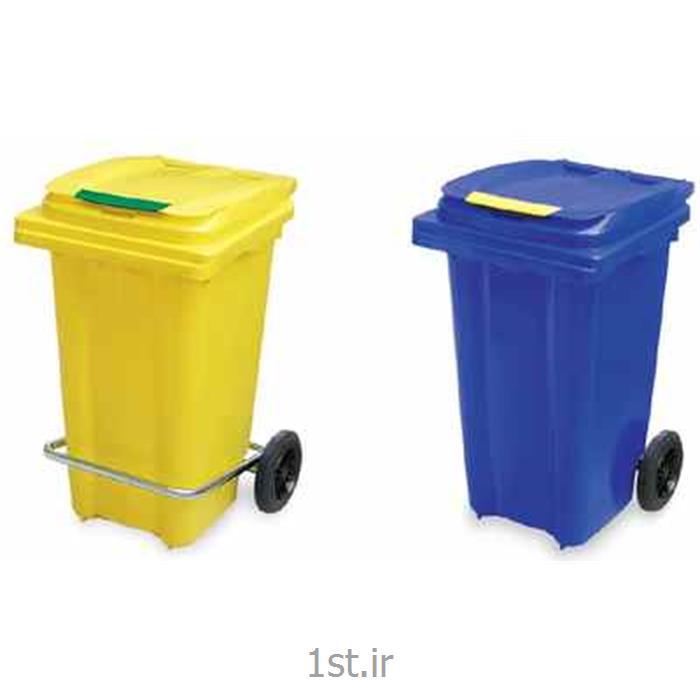 عکس مخزن زباله مخازن مکانیزه سطل زباله