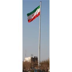 پایه پرچم مرتفع و لوله ای