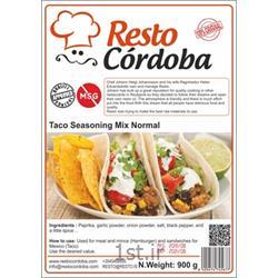 عکس چاشنی و محصولات گیاهیادویه همبرگر گوشت و مرغ رستو کوردوبا