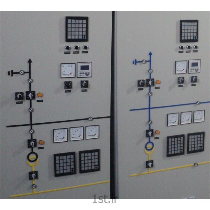 عکس تابلو برقتابلوی کنترل فیدر 63 کیلوولت