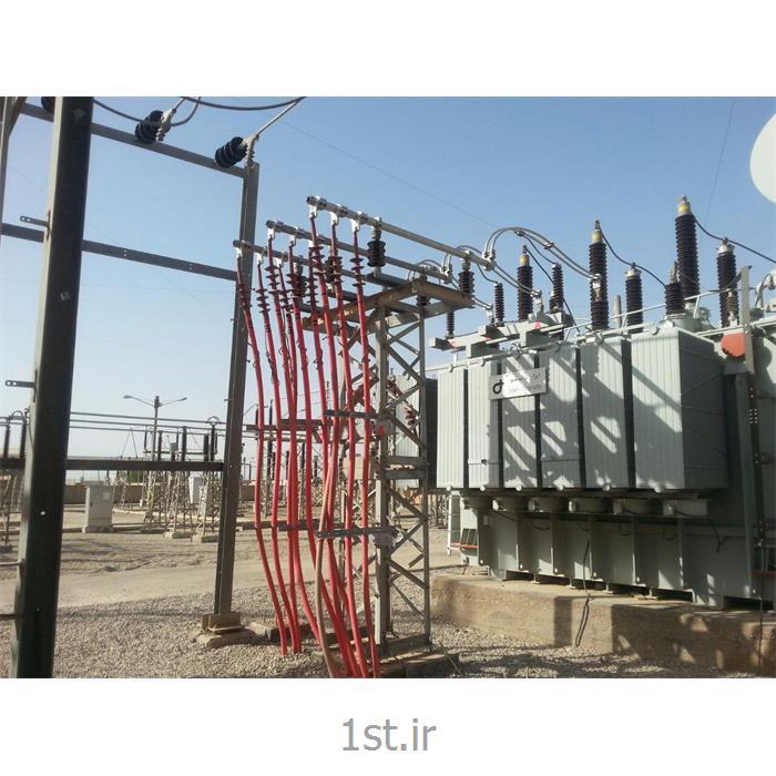 ترانسفورماتور قدرت سه فاز با توان 50MVA ولتاژ 132/20 کیلوولت