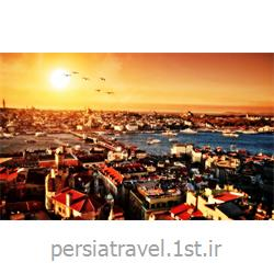 ارزانترین تور استانبول پاییز 93