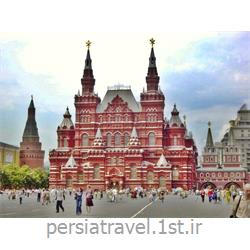 تور 7 شب و 8 روز روسیه (مسکو و سن پترزبورگ) تابستان 94