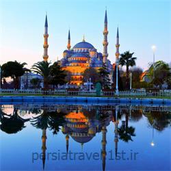 تور استانبول گشت آسمان