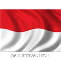 عکس ویزااخذ انواع ویزای اندونزی