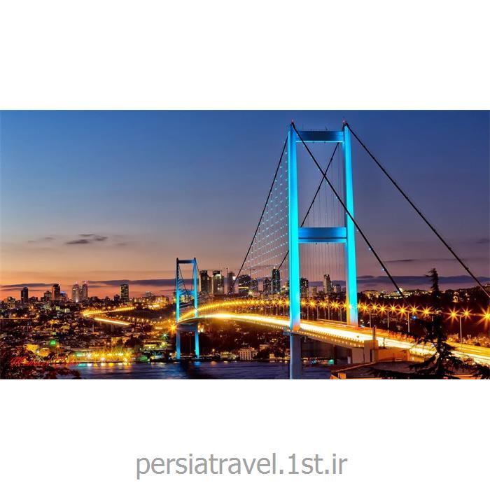 تور استانبول و آنتالیا ویژه نوروز 95