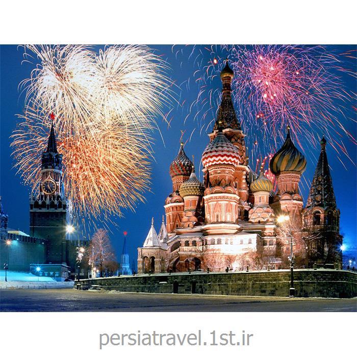 تور 7 شب و 8 روز روسیه ویژه تابستان