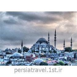 تور استانبول ارزان نوروز 94